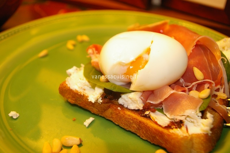 Do you like your express brunch vanessa cuisine - Cuire un oeuf mollet ...