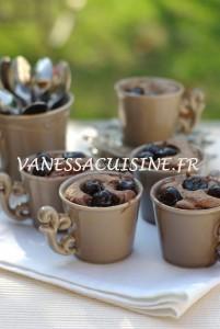 Petits gâteaux au chocolat et cerises amarena - Vanessa Romano photographe culinaire
