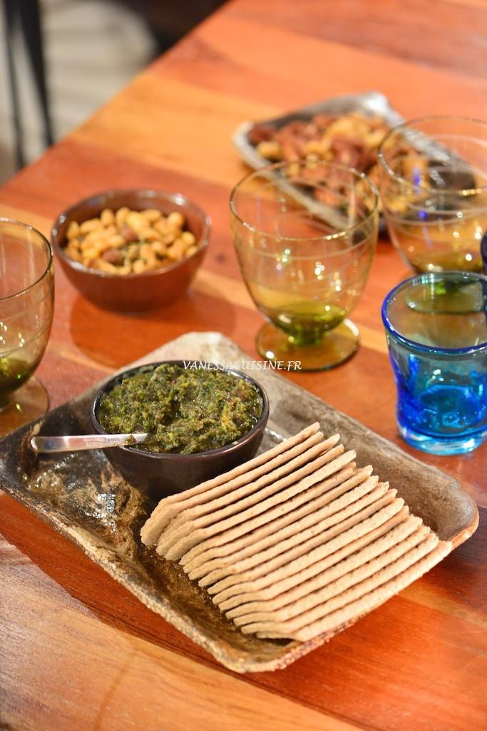 Tartare d'algues - Seaweed tartare - Vanessa Romano photographe et styliste culinaire