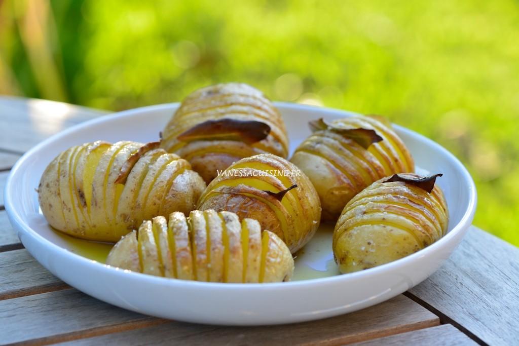 Pommes de terre au four - Roasted potatoes - Vanessa Romano photographe et styliste culinaire